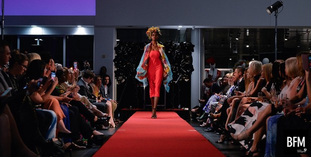 """QLD Fashion Month Finale Party"" BFM presented by Wintergarden at Porsche Centre Brisbane"